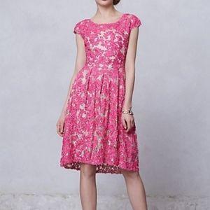 Anthropologie jardim lace dress -yoana barachi
